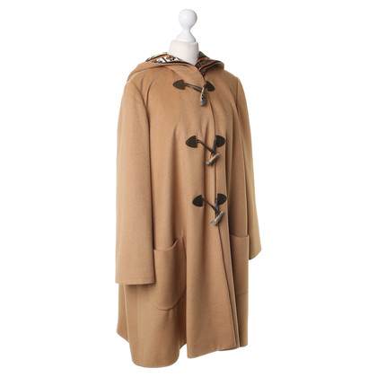 Leonard Duffle coat with hood