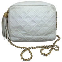Chanel Camera Bag in white