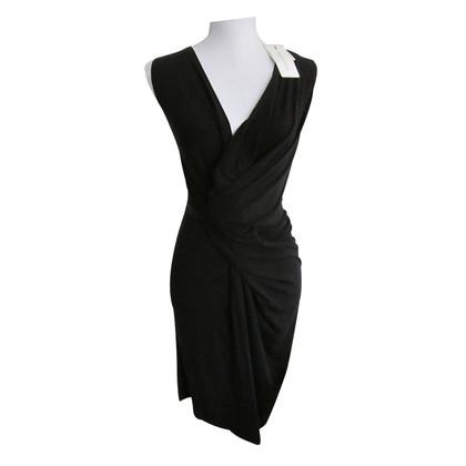 See by Chloé Piccolo wrap dress nero