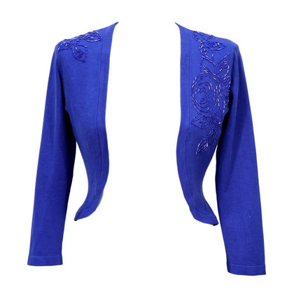 Hobbs Seta Bolero in Blue