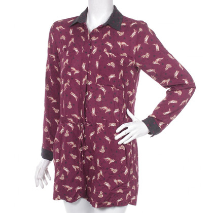 Paul & Joe Jumpsuit with fox print