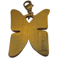 Yves Saint Laurent Butterfly pendant