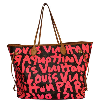 "Louis Vuitton ""Neverfull GM Monogram Graffiti"""