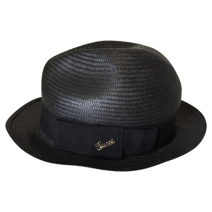 Gucci Fedora hat