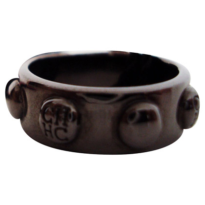 Carolina Herrera Versilberter Ring