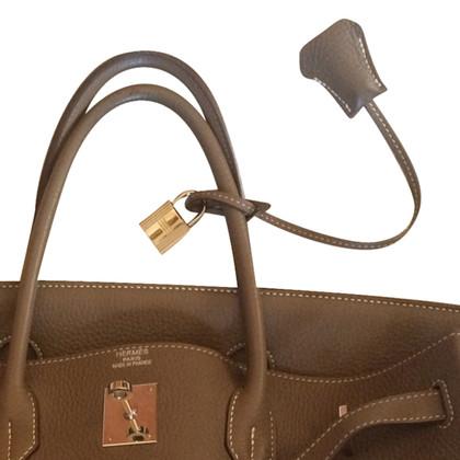 Hermès Hermes Birkin Bag Etaupe 40