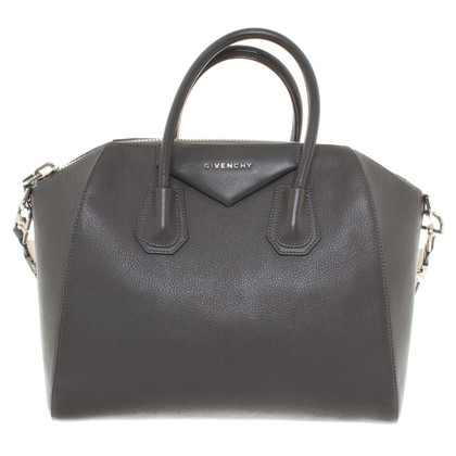 "Givenchy ""Antigona Bag"" in grey"