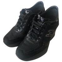 Hogan Sneaker wedges
