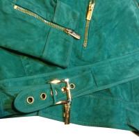 Blumarine Jacket made of suede