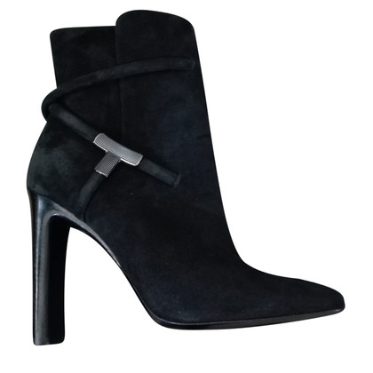 Tom Ford Ankle Boots aus Wildleder