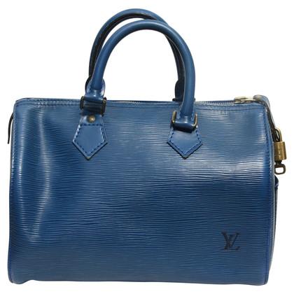 "Louis Vuitton ""Speedy 25 cuir Epi"""