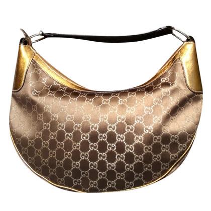 Gucci Handtasche mit GG Muster