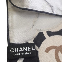 Chanel Black Chanel Scarf