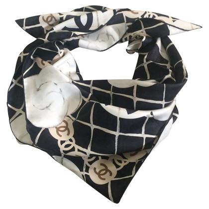 Chanel Foulard Chanel nero