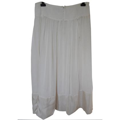 Sport Max Sportmax cotton long skirt