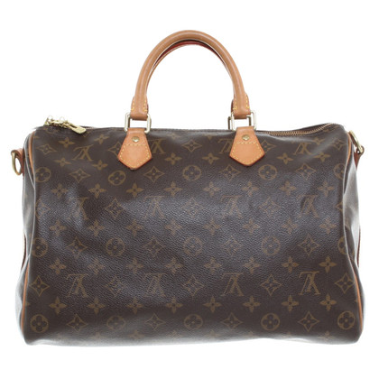 "Louis Vuitton ""Speedy 35 Bandouliere Monogram Canvas"""