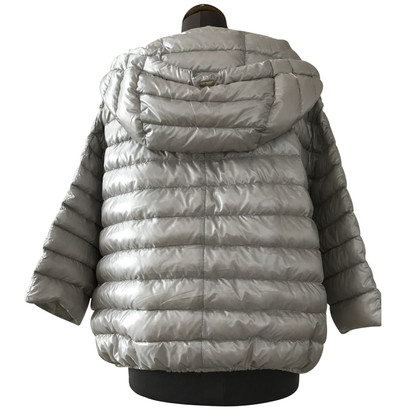 Herno Softdunjacke light gray