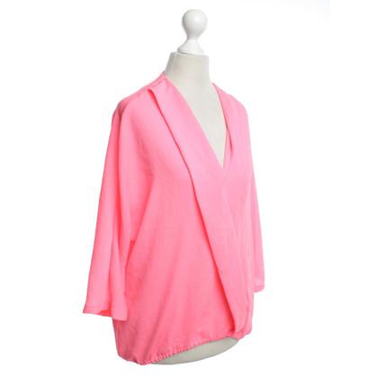 Marc Cain Camicia rosa neon