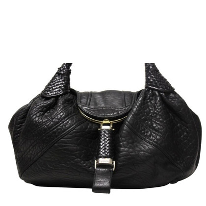Fendi  Schwarze Spy Bag