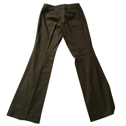 Gucci trousers with exposed leg