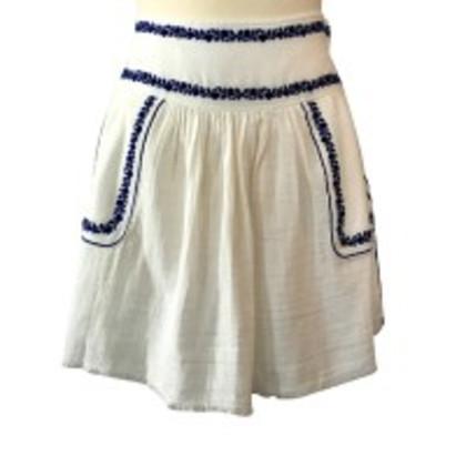 Isabel Marant Etoile geborduurde rok