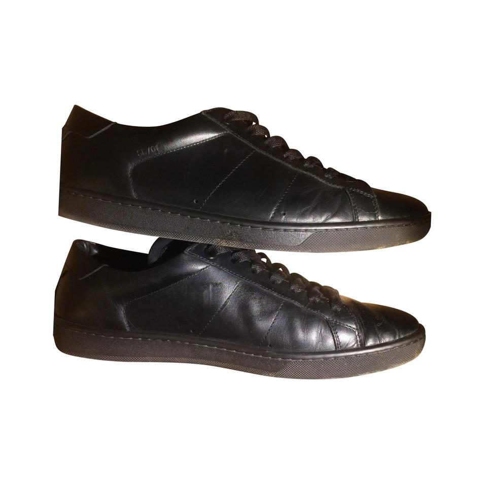 yves saint laurent chaussures de tennis acheter yves saint laurent chaussures de tennis second. Black Bedroom Furniture Sets. Home Design Ideas