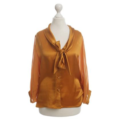 Ermanno Scervino Seta camicia button