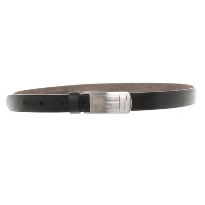 Jil Sander Black belt