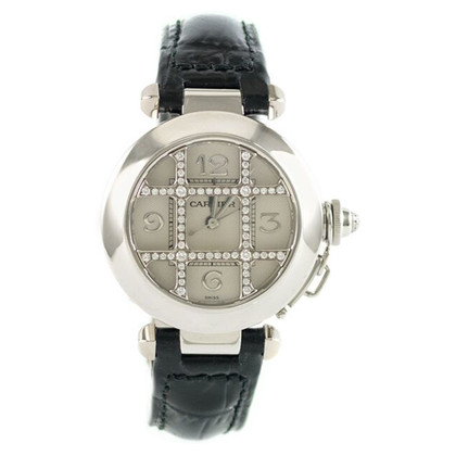 "Cartier ""Pasha Lady White Gold Revision"""