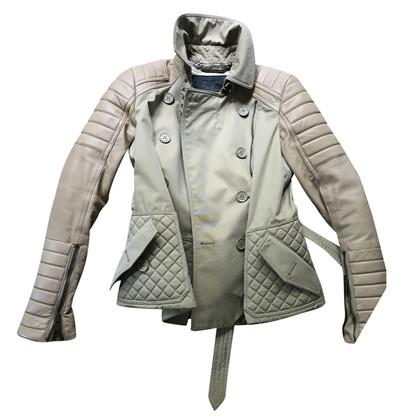 Burberry Prorsum biker jacket