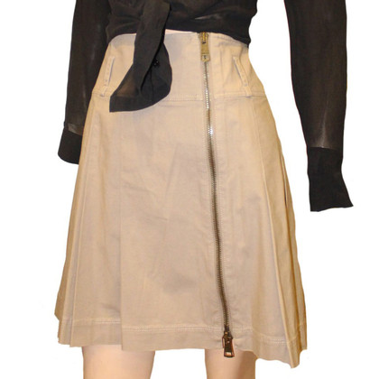 Burberry Pleated skirt in beige