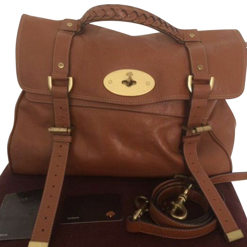 mulberry alexa bag second hand mulberry alexa bag gebraucht kaufen f r 625 00 2016356. Black Bedroom Furniture Sets. Home Design Ideas