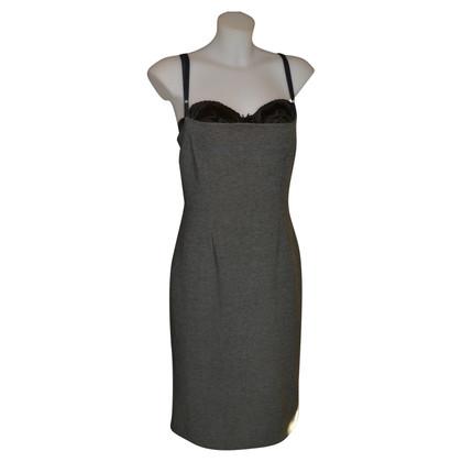 Dolce & Gabbana gray dress