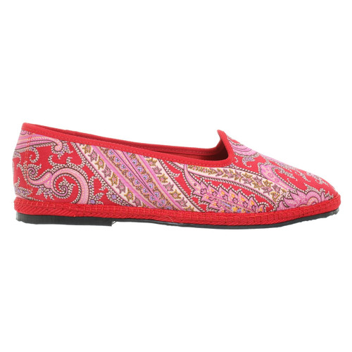 Etro Slippers with pattern - Second Hand Etro Slippers with pattern ...