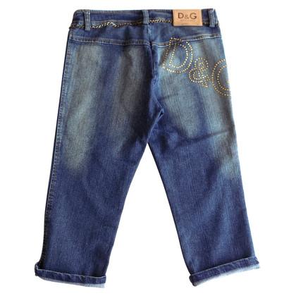 D&G Kurze Jeans