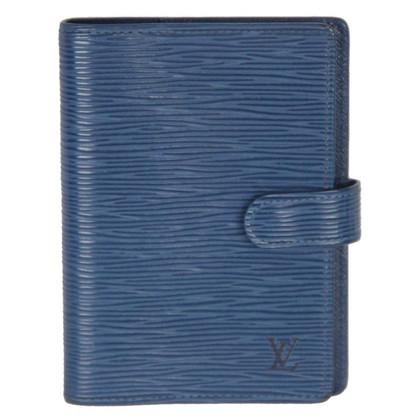 "Louis Vuitton ""Agenda Fonctionnel PM Epi Leder"""