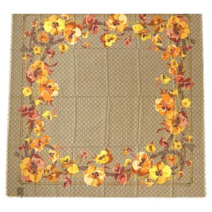 Gucci Doek met bloemenprint