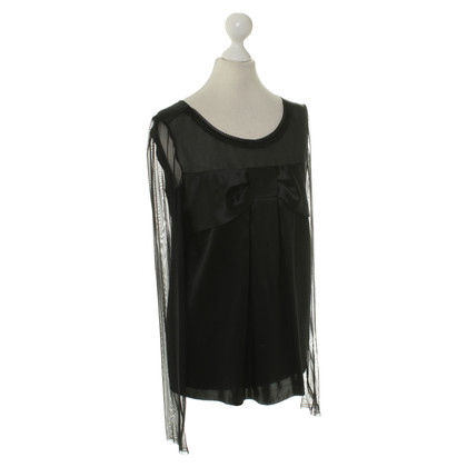 Dolce & Gabbana Blouse top in zwart