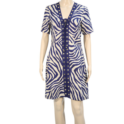 Michael Kors Linen dress with pattern