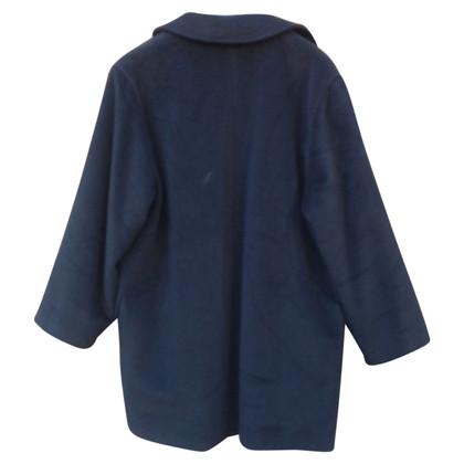 Max Mara Oversized wool coat