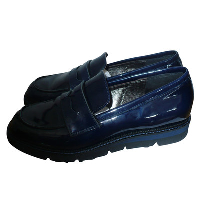 Baldinini Slipper in blauw
