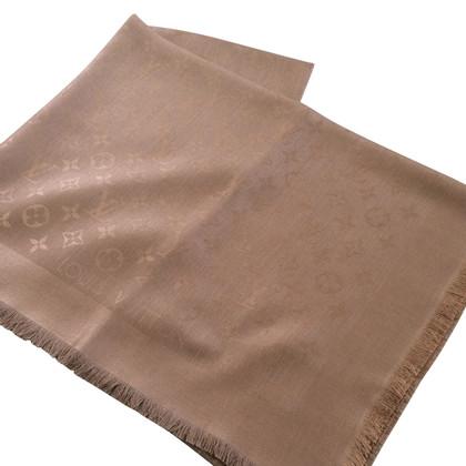Louis Vuitton Monogram doek in Beige