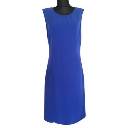 Jil Sander MIDI jurk gemaakt van zijde