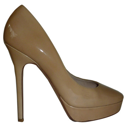 Jimmy Choo Platform pumps patent leather