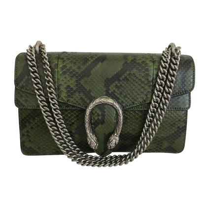 "Gucci ""Dionysus Bag"" made of python leather"