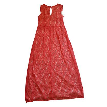 Alice + Olivia Lange kanten jurk