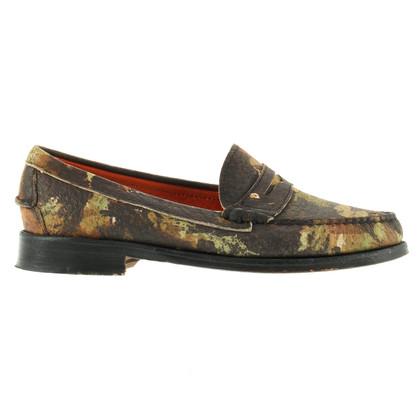 Andere Marke Sebago - Camouflage Loafer