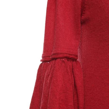 French Connection Pullover in Rot Rot Rabatt Verkauf Online ftmoJJi3