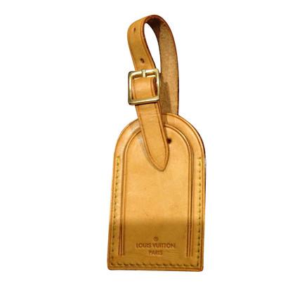 Louis Vuitton adreslabel