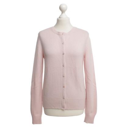 René Lezard Jacket in Pink